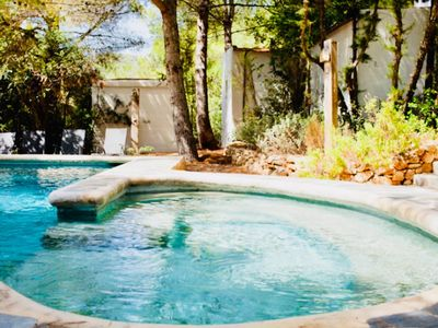 Photo for Private Villa with pool ibicencan style