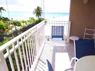 Photo for Kick back and relax in this fully equipped 2-bedroom condo on Seven Mile Beach