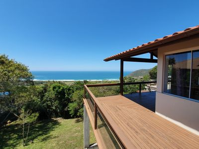 Photo for Beautiful house in Morro do Silveira with Sea View - Panoramic View