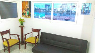 Photo for 1BR Apartment Vacation Rental in Cartagena, Bolívar