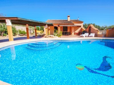 Photo for Pineda - modern, well-equipped villa with private pool in Costa Blanca