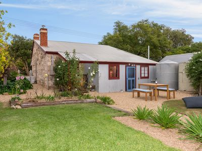 Photo for Stone cottage bed & breakfast, set in the prettiest township in the Barossa