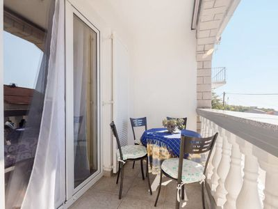 Photo for Apartment Brzic (CKV105) in Crikvenica - 4 persons, 2 bedrooms