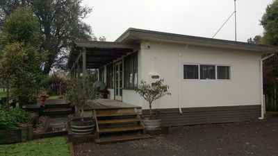 Photo for Silverstream Cottage, nestled next to the Mangatoetoe Stream.