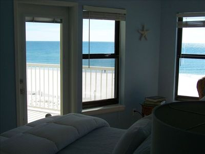 Photo for Direct Beach & Gulf Front Condo ~Best Location in Gulf Shores