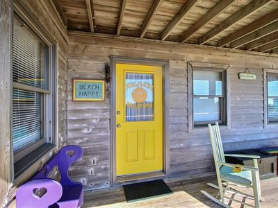 Photo for BEACH HAPPY Large Beach House Perfect for Family Getaways (Ocean & Sound View)