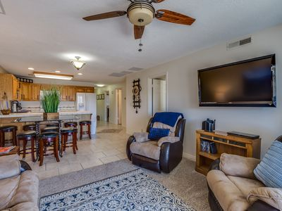 Photo for Snow Canyon & Red Rock Views - 3 Bedroom Condo with Awesome Deck