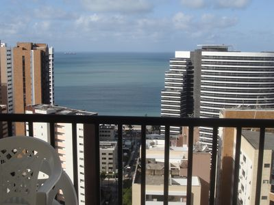 Photo for Beira Mar - Luxury Apart. 3 bedrooms Full Sea View