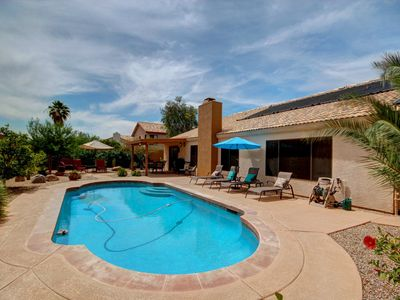 Photo for Beautiful Pool Home in East Mesa in Arizona