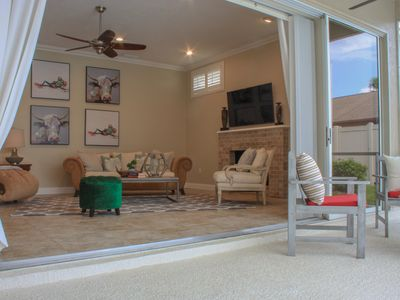 Photo for ROYAL at SARASOTA 4 Bedroom 3 Bathroom, Spacious, Remodeled with swimming pool.