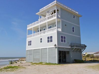 Photo for Ocean Front With Beautiful Panoramic Views!!