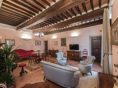 Photo for Il Tosco: your home in Tuscany