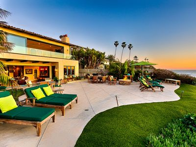 Photo for Encinitas Retreat - Oceanfront 4 bedroom 3.5 bath Tuscan Style Beauty