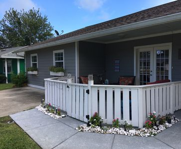 Photo for Cute Cottage with Pool. Close to the Beach . . .Port Orange