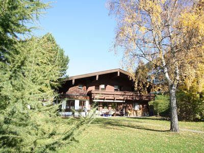 Photo for Peaceful Apartment in Hinterglemm with Camping Cot