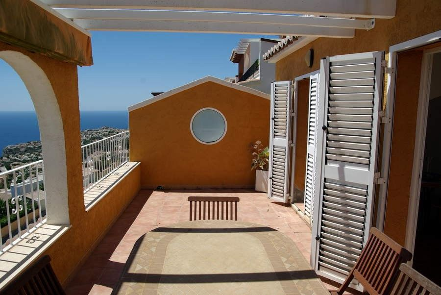 Apartment in el poble nou de benitatxell with internet for 110 3rd dilido terrace
