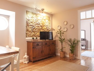 Photo for The nicest, most charming, cozy apartment downtown, excelent for a family of 4-5
