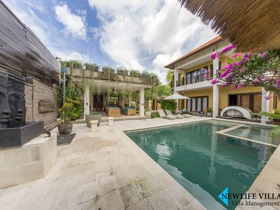 Photo for Villa Simone - Villa Simone - Luxurious three-bedroom villa in Ungasan