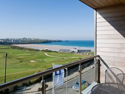 Photo for 2BR Apartment Vacation Rental in Newquay