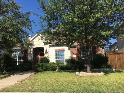 Photo for Frisco Home - 4 Bedroom, 2.5 Bath - Fully Furnished - Legacy/Lebanon area
