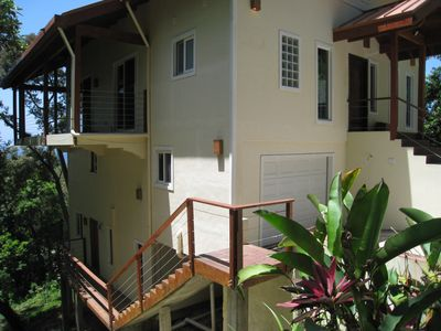 Photo for The Jungle House Roatan - 2 Bedroom 2.5 Bath Private Residence