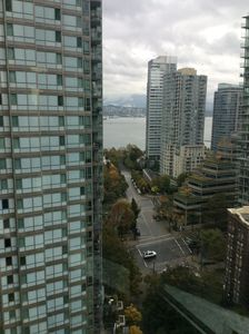 Photo for Downtown Vancouver in prestigious coal harbour with water and city view