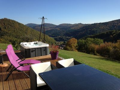 Photo for Cozy cottage in the countryside - jacuzzi - near Colmar and Christmas markets