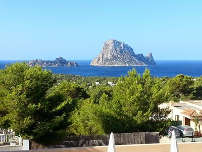 Photo for Sublime view on the Vedra, Design & Spacious Apartment 10 minutes from the sea