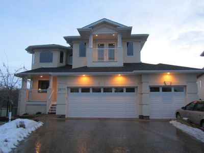 Photo for Edmonton Oasis By West Edmonton Mall-Whole House, Mainfloor Bedroom, Playground!