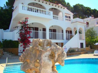 Photo for 5 bedroom Apartment, sleeps 9 in Torre Soli Nou with Pool and WiFi