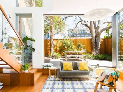Photo for Stunning Architectural Family House Next to Sydney CBD
