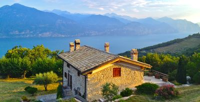 Photo for Loving country house of the 17th Century with astonished view of the Garda Lake