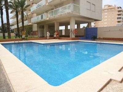 Photo for Costa Blanca -Beautiful apartment in recent residence very quiet pool