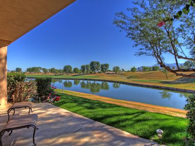 Photo for Beautiful property on golf course with water & mountain views LQ111