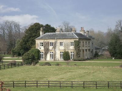 Photo for Georgian Country House set in 18 acres of park and gardens