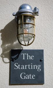 Photo for The Starting Gate - luxury studio apartment, rural location, 1m from Bruton