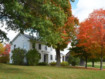 Photo for 4BR Farmhouse Vacation Rental in Buskirk, New York