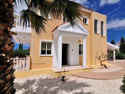 Photo for Vacation home Estia Villa in Coral Bay-Peyia - 8 persons, 4 bedrooms