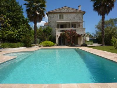 Photo for New, Tasteful Property With a Large, Fine Garden in Exclusive Mougins.