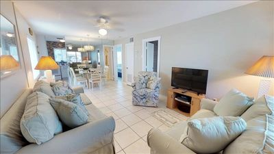 Photo for ANNA MARIA ISLAND  LAY-Z-LIV-N 12  GROUND FLOOR END UNIT VERY PRIVATE