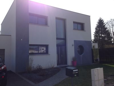 Photo for Modern house with Nancy doors