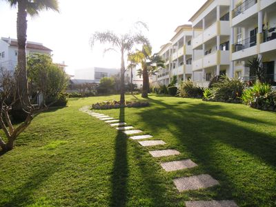 Photo for Modern apartment in a gated community, quiet area.