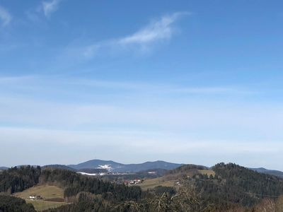 Photo for Idyllic holiday home at high altitude in the Bavarian Forest