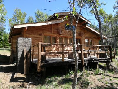 Photo for Rustic Cabins Pucón, Barn