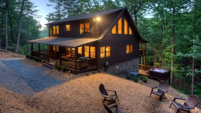 Tranquility Treetop  - The Perfect Relaxing Get Away