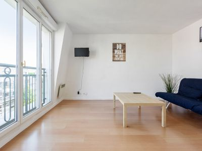 Photo for MEDIUM-STAY ONLY - Modern studio, close to Paris - WELKEYS