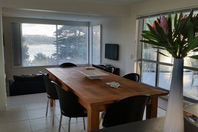 Dining Area to Deck