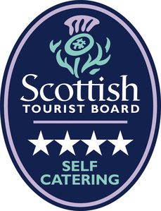 Visit Scotland Four Star Rated