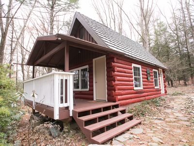 Photo for The Norwegian Cottage in the Poconos