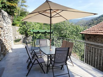 Photo for 2BR House Vacation Rental in Dolcedo